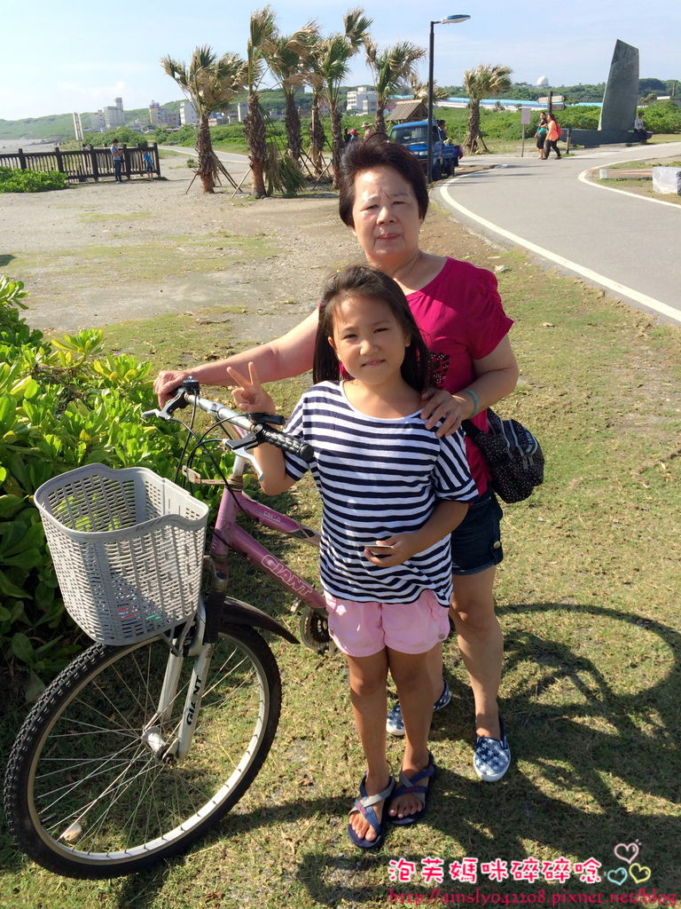 2014/08/13 花蓮七星潭腳踏車環湖