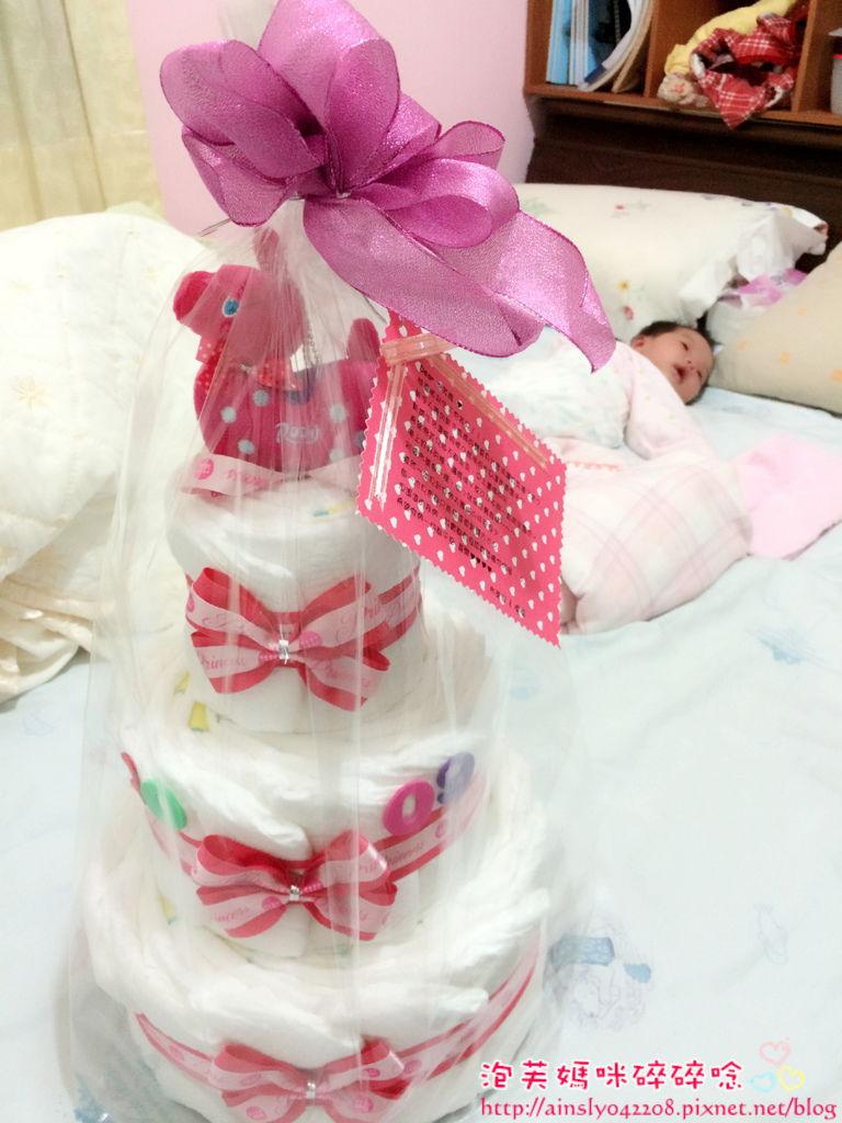 [小物] 尿布蛋糕