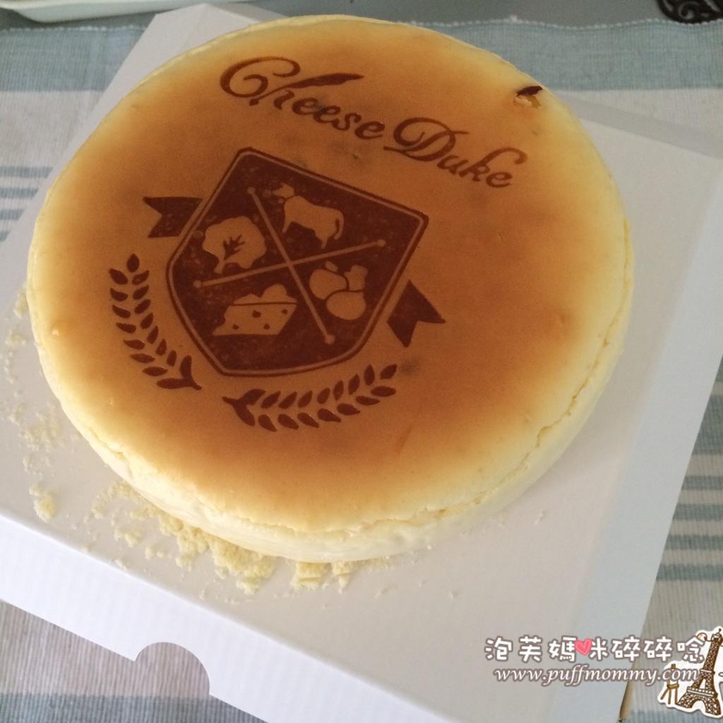 [美食ღ網購] 起士公爵乳酪蛋糕