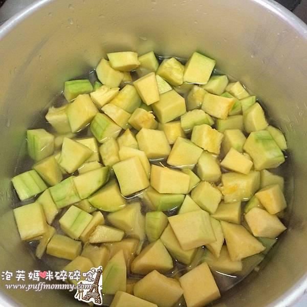 [10M] 南瓜雞肉粥