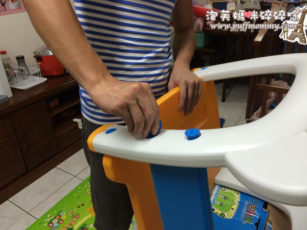 PUKU MAGIC高腳餐椅