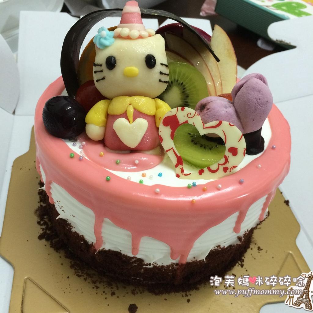 [美食ღ甜點] 田之戀手作坊訂製蛋糕