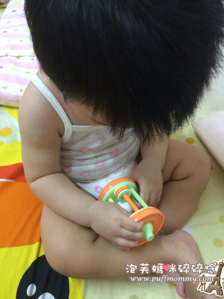 朴蜜兒PLA環保響笛搖鈴