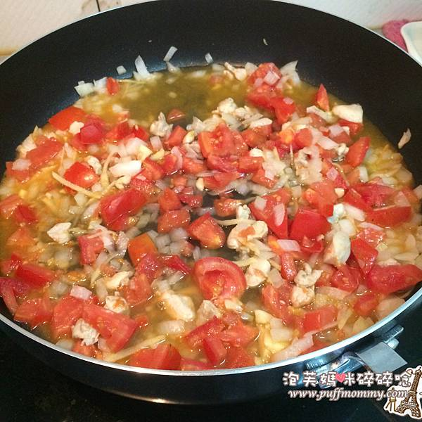 [11M] 番茄雞肉湯麵