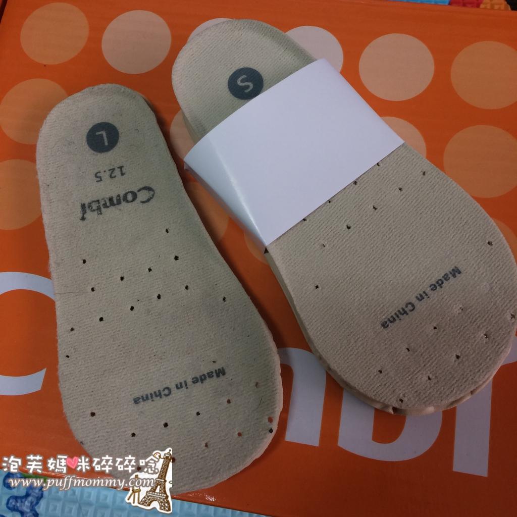 [穿搭ღ寶寶] Combi幼兒機能鞋