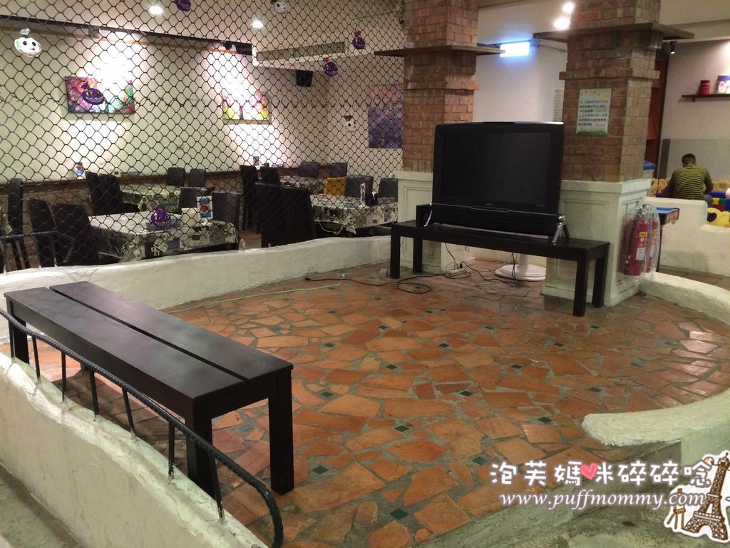 2015/11/25 台中西屯聖彼得堡遊戲主題餐廳