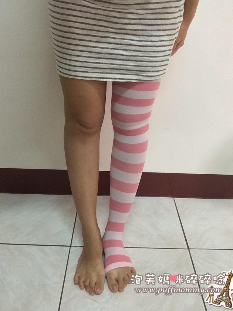 [穿搭] Puremodeline美腿襪