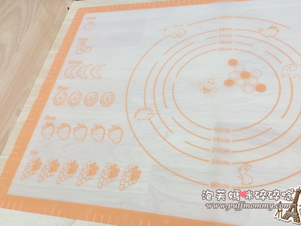 MesaSilla 多功能矽膠彩繪餐墊