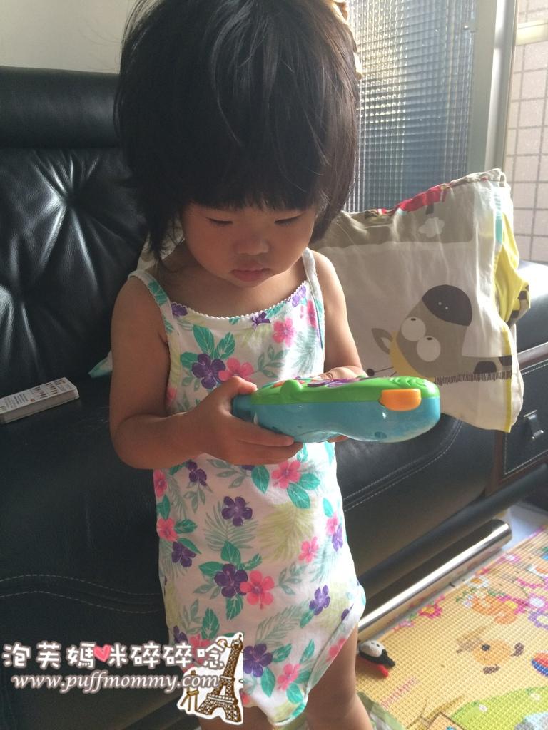 FisherPrice 新學習小電話