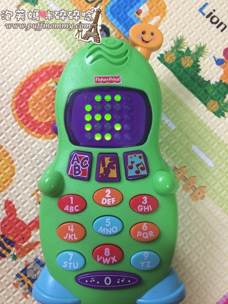 Fisher-Price 新學習小電話