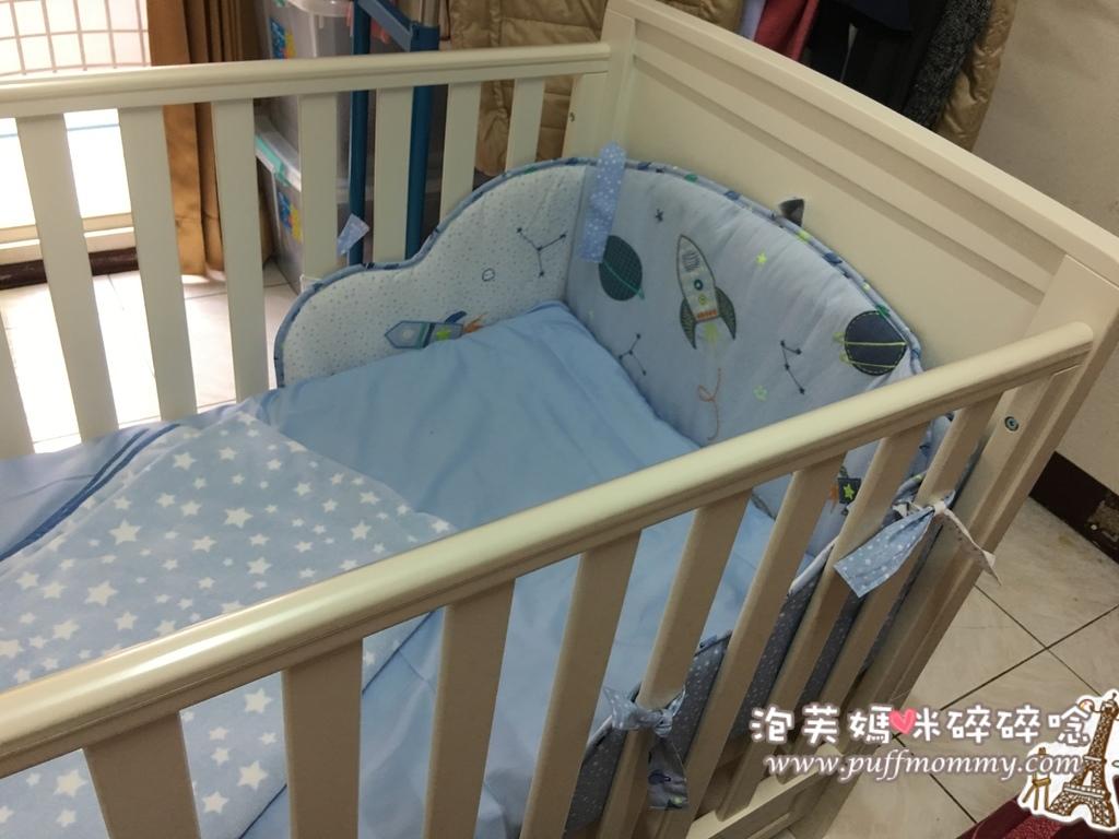 Silver Cross童年記憶嬰兒床