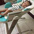 PUKU Egg多功能成長型高腳餐椅