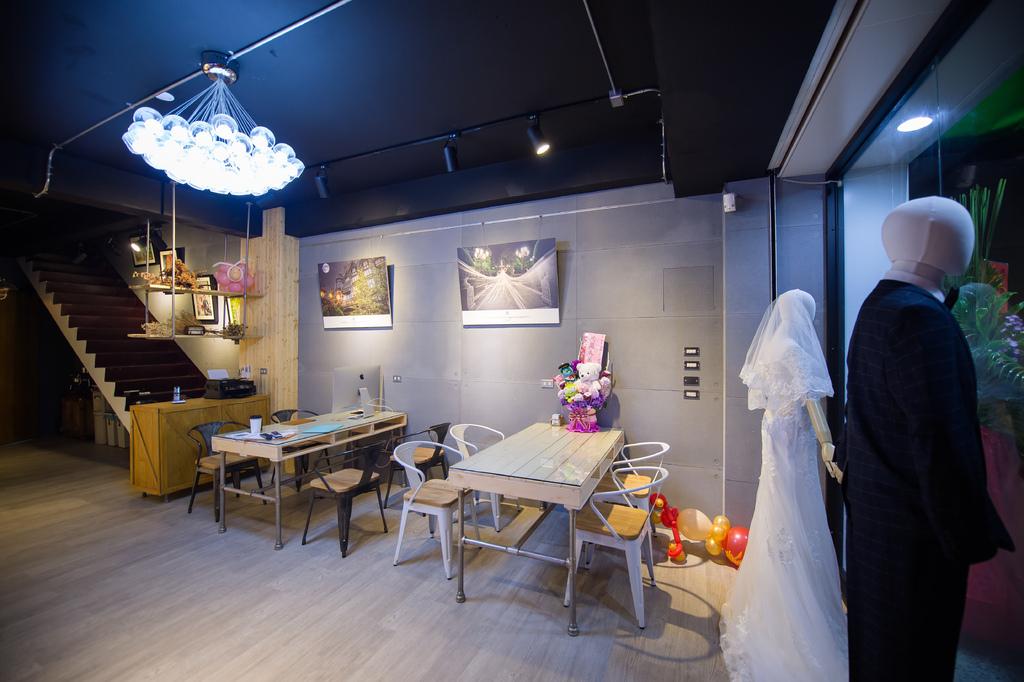 麥阿喜婚紗工作室