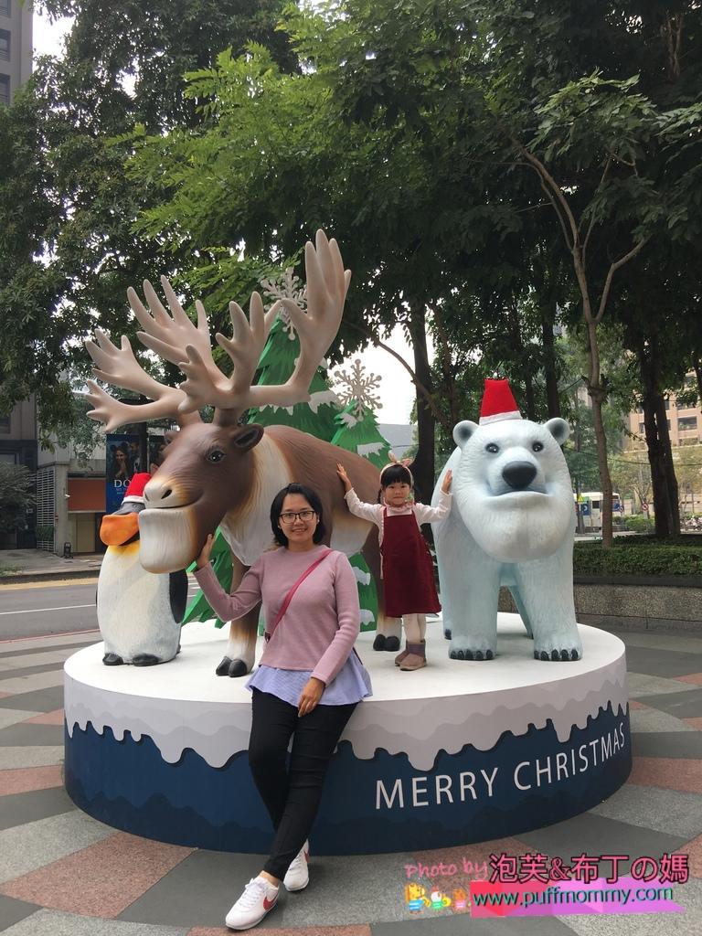 2017/12/15 櫻桃小丸子 x Hello Kitty 耶誕夢幻樂園