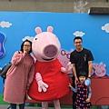 2018/01/20 Peppa Pig 粉紅豬小妹 超級互動展 佩佩豬見面會