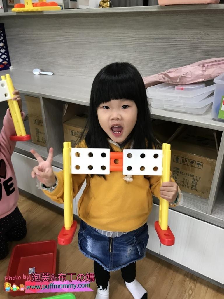 [幼兒園] (3Y4M3D)泡芙幼兒園日記(四)