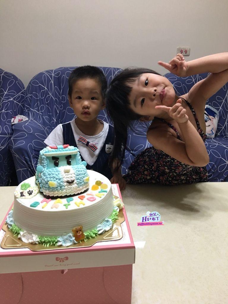 2018/07/14 布丁兩歲慶生
