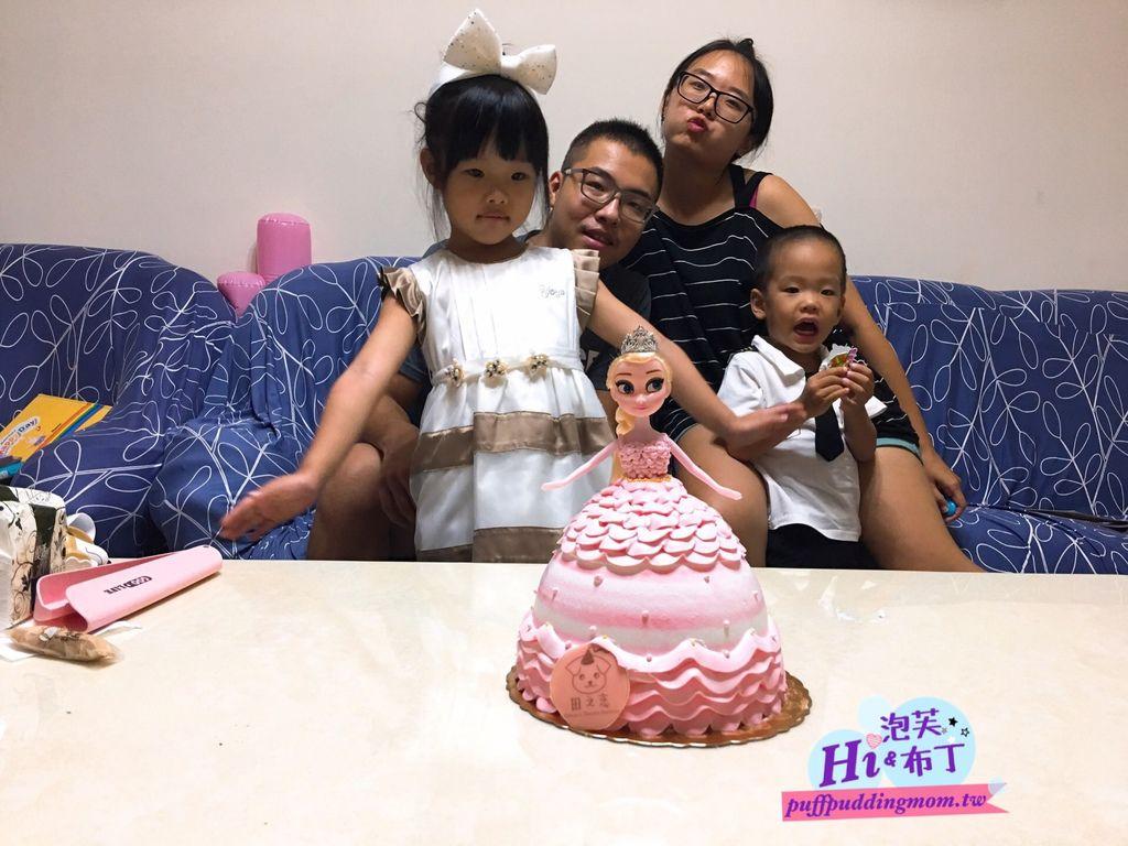 [Baby Daily] (4Y)我們家的小公主4歲囉!