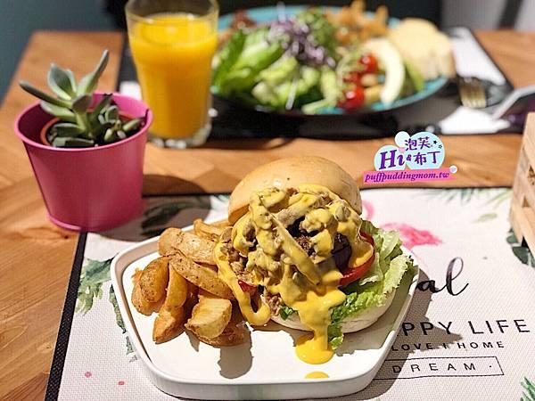 [台北松山] 鹿境早午餐 Arrival Brunch & Cafe