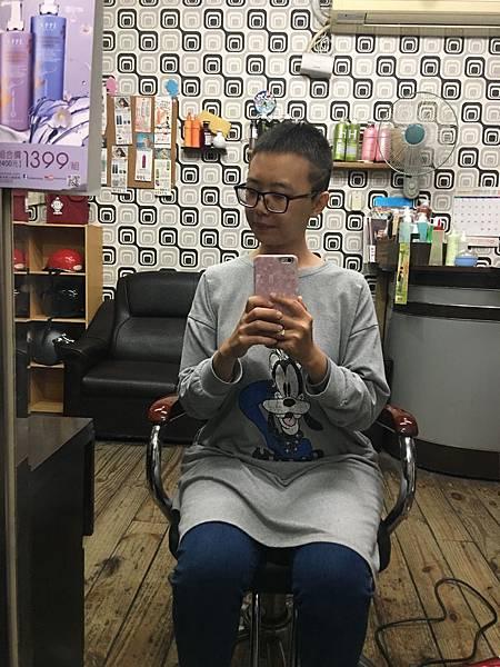 2019/04/19 剪髮