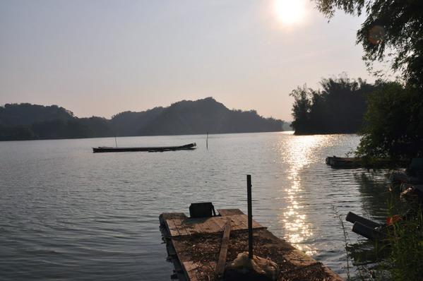 記憶中塵封已久的夢之湖