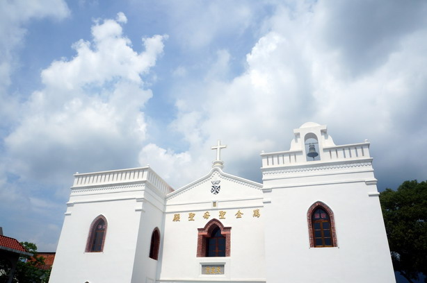 屏東客家輕旅行—瞻仰萬金聖母殿