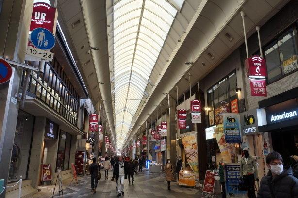 日本京都自由行--走錦市場、花見小路發現建仁寺