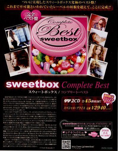 JP SWEETBOX