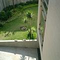 戶外庭院及車道口