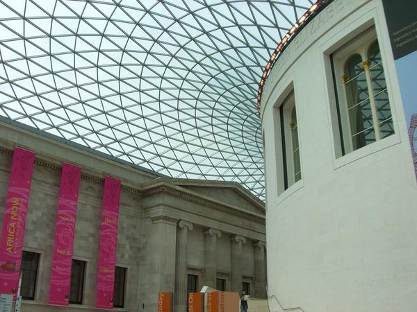大英博物館內