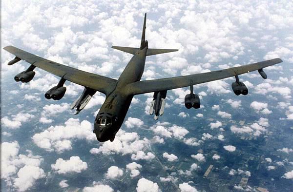 B52轟炸機