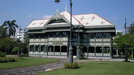 皇后住的建築