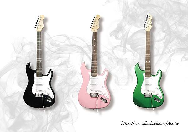 單單單小搖桿電吉他
