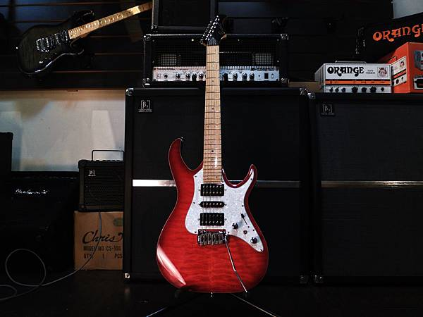 bensons雙單雙電吉他