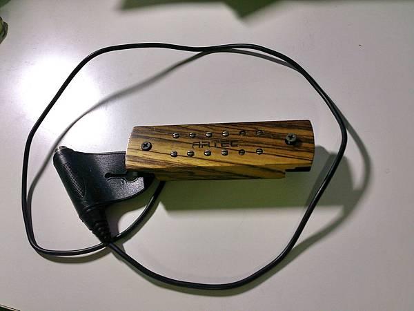 ARTEC 木吉他拾音器
