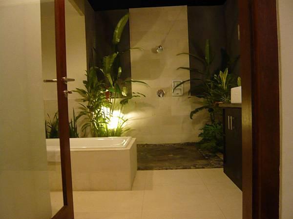 VILLA的浴室