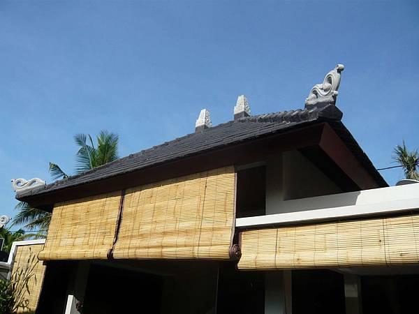 VILLA屋頂
