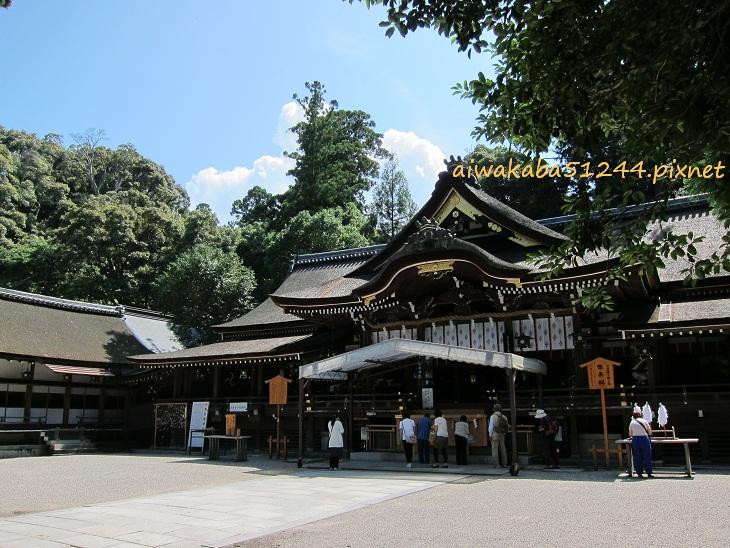 7.09 大神神社1