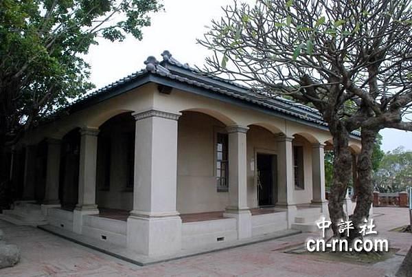 安平古堡上的洋樓,目前內設文物陳列館.JPG