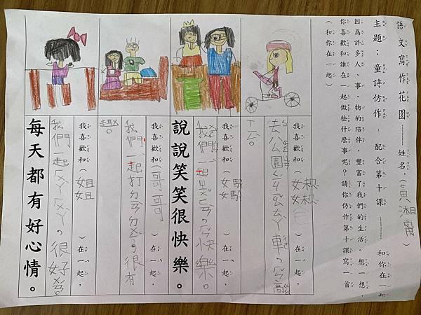 黃湘甯 一月20日星期三   第十二堂課 寫作花園.jpg