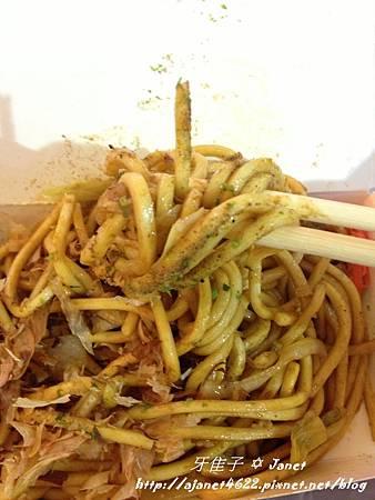 【吃】日式美味通 --- 富士宮炒麵