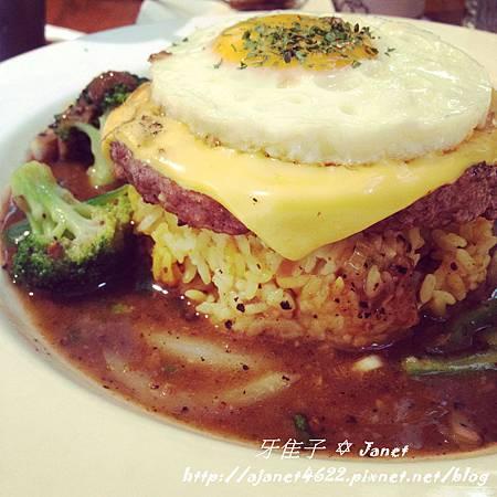 【吃】second floor cafe 貳樓餐廳