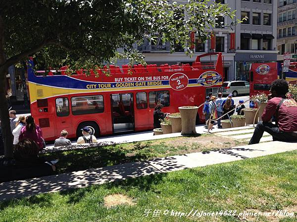 ✈Traveling in San Francisco☼ 舊金山---聯合廣場 Union Square