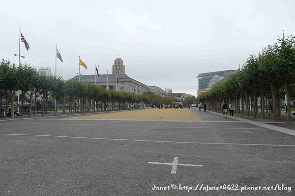 ✈Traveling in San Francisco☼ 舊金山 x 市政中心 Civic Center