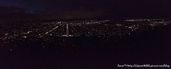 ✈Traveling in San Francisco☼ 舊金山 x 貝納爾高地夜景 Bernal Heights Park / Bernal Hill