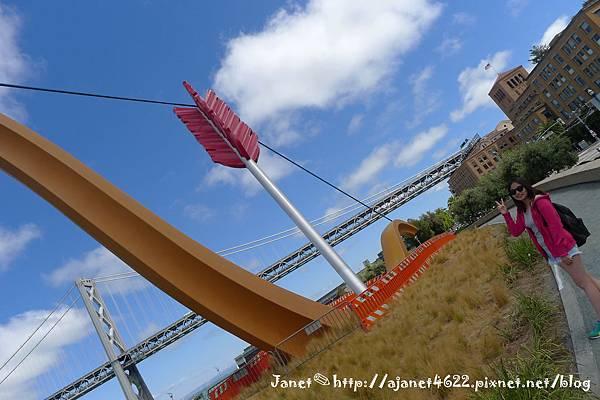 ✈Traveling in San Francisco☀舊金山 x 渡輪中心 Ferry Building x 海灣大橋 Bay Bridge