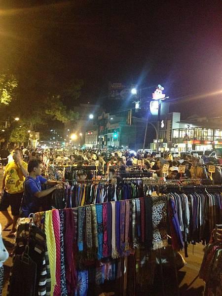 [轉載自碧瑤A&J語言學校台灣專屬部落格] 菲律賓碧瑤Night Market