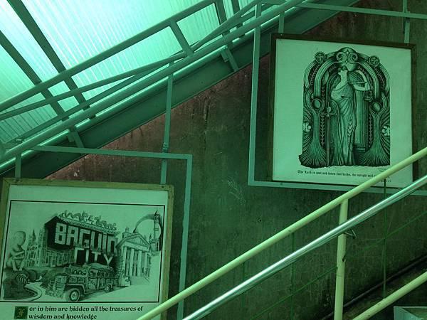 [轉載自碧瑤A&J語言學校台灣專屬部落格] 菲律賓碧瑤大教堂 (Baguio Cathedral)