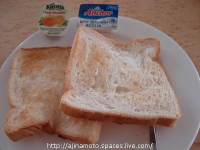 早餐:麵包
