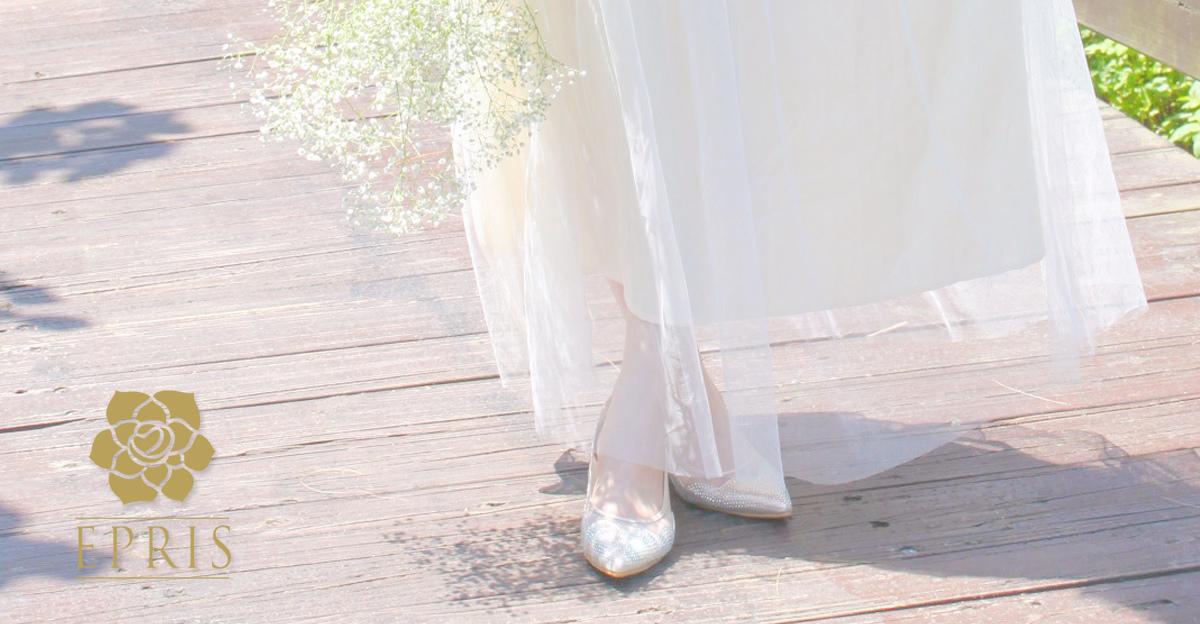 Epris艾佩絲婚宴女鞋 (00)